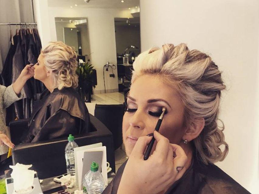 Makeup Artist Hayley Price Sutton Coldfield Boldmere Wedding